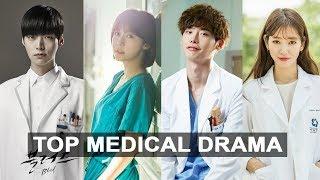TOP 10 Korean Medical Drama