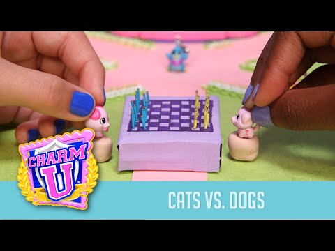 Playisode 112 : Cats vs. Dogs