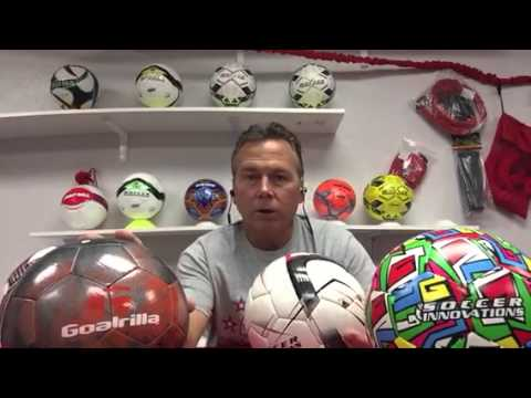 How to select a good soccer ball