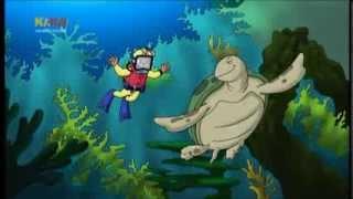 Coco, der neugierige Affe - S02E19 - Meeresaffe auf Satellitensuche
