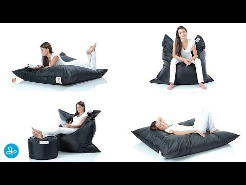 Sit En Joy Lounge Zitzak.Sit Joy Zitzak Basic Youtube