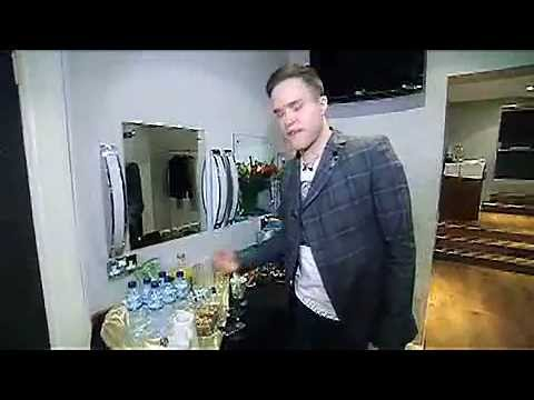 olly murs behind the scenes on tour ok tv youtube. Black Bedroom Furniture Sets. Home Design Ideas