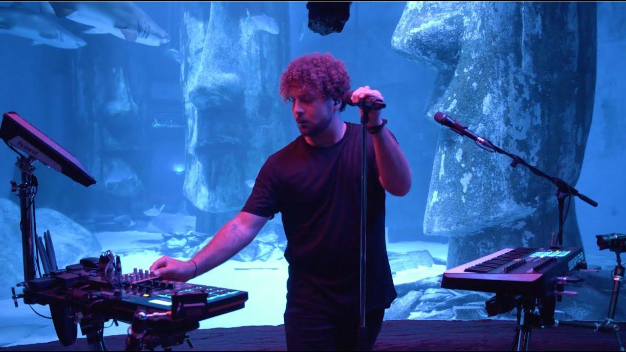 Download Elderbrook – Live from the Aquarium #livestream