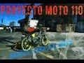 Presentación Proyecto MOTO 110 @ 125cc / Pit Bike 125 / Matias Lara