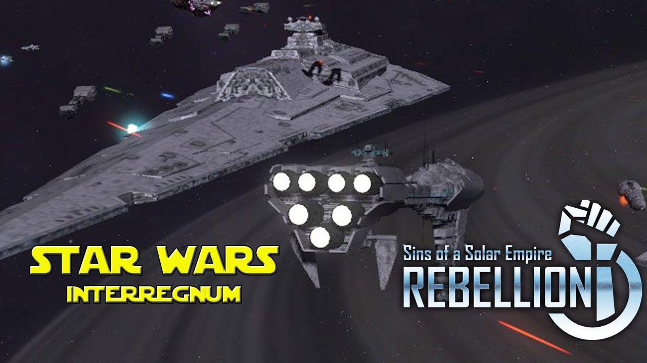 What is    Star Wars Interregnum - Sins Of a Solar Empire (NEW Star Wars  Mod)