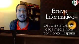 Breve Informativo - Noticias Forex del 16 de Octubre del 2017