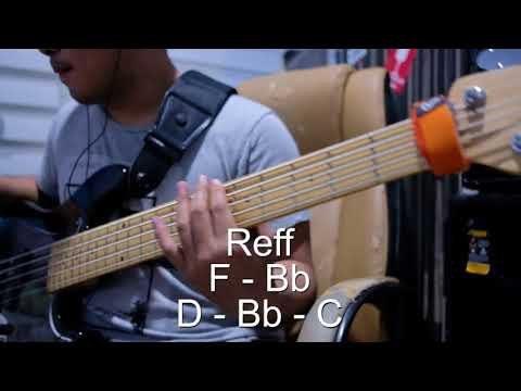 Hatiku percaya - Bass Cover Sadowsky MV PJ5