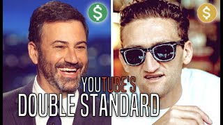 YouTube's Double Standard: Demonetize Independent Creators, Monetize Old Media