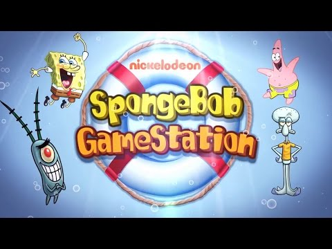 Official Spongebob Gamestaion (by Blueark Global) Trailer (iOS / Android)
