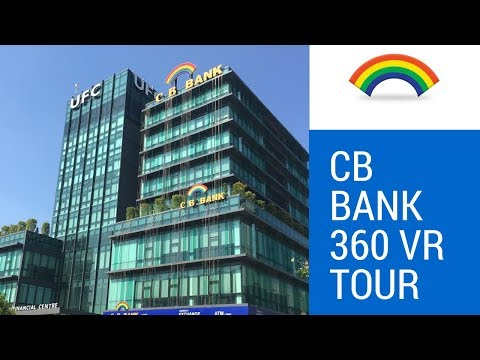 CB Bank Head Office Tour  - 360°  VR Video