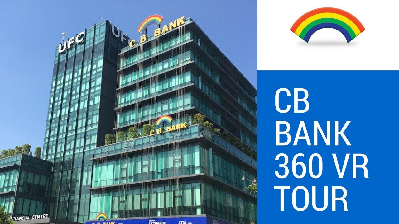 0f1d834ca730a CB Bank Head Office Tour - 360° VR Video