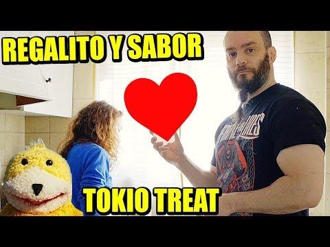 38 AÑOS... Y SABOR DE SAN VALENTÍN CON REGALO - TOKYO TREAT (JAPANESE CANDY)