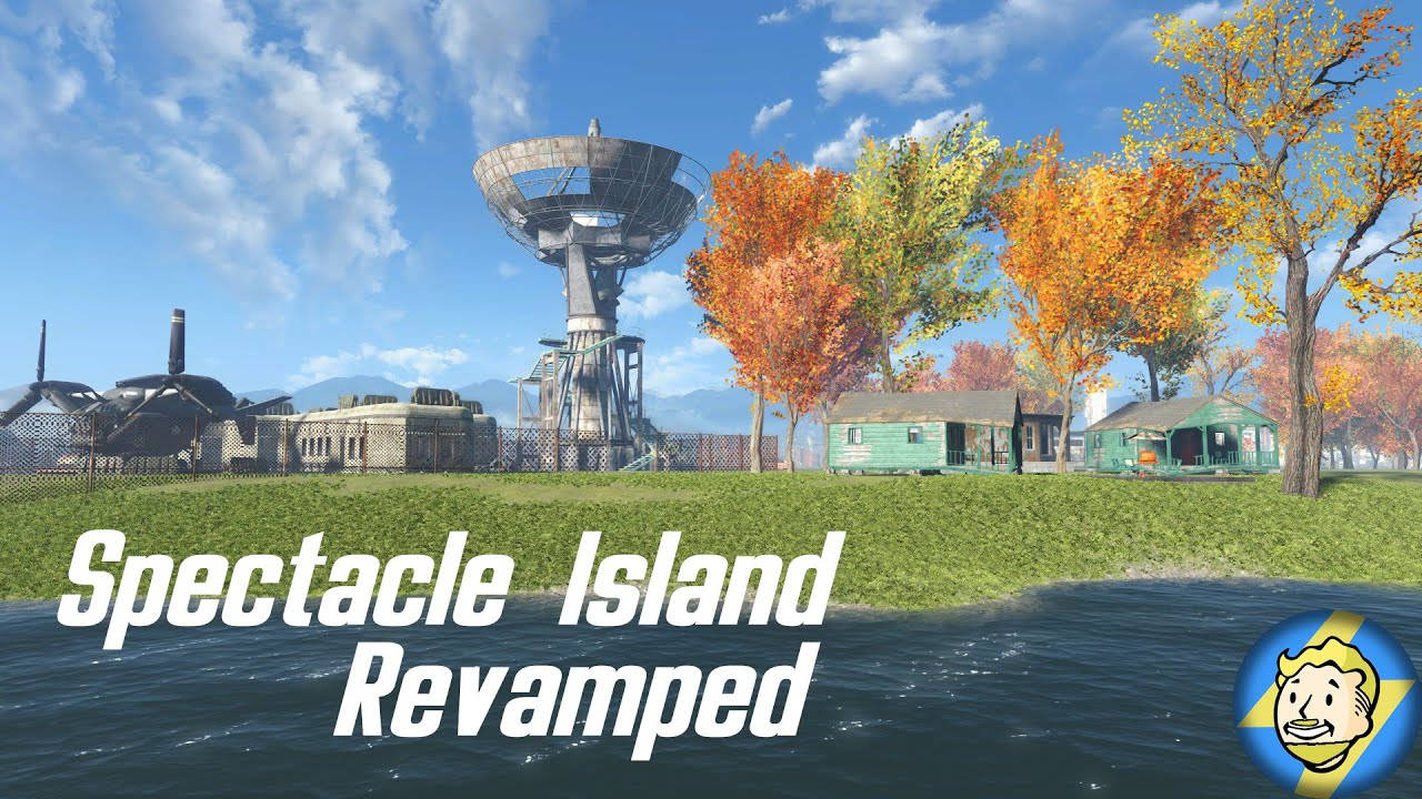 Fallout 4 - How To Unlock The Spectacle Island Settlement