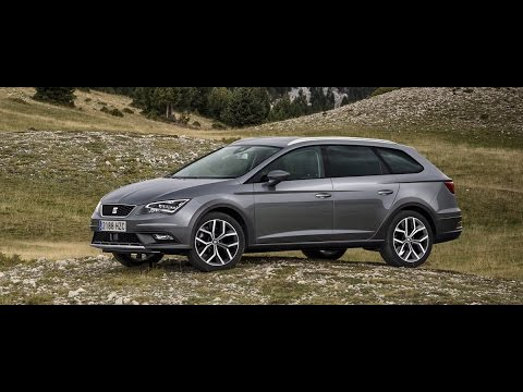 seat leon st 4x4 ibercaja renting motor youtube. Black Bedroom Furniture Sets. Home Design Ideas