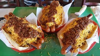 Hot Dog Shoppe - Norco, California