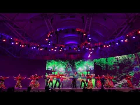 Pasha Dance Theater | Global Village Dubai 18/03/2017