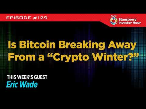 """Is Bitcoin Breaking Away From A """"Crypto Winter?"""""""