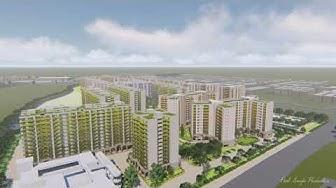 Inauguration Video of Redevelopment of GPRA Colony, Kasturba Nagar, New Delhi