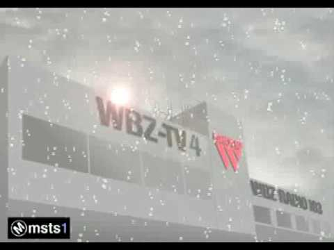 (MSTS1) WBZ Radio - Blizzard of '78
