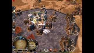 BotTA Mod Gameplay - Erebor/Elves vs Isengard/Misty Mountains/Gondor