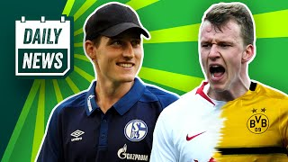 BVB: Klostermann & Max statt Hazard & Eggestein! Schalkes Desaster-Deal! RB kauft Brasilien-Club!