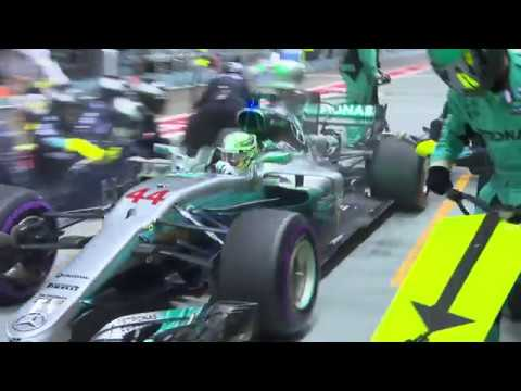 DHL Fastest Pit Stop Award - 2017 Season Feature