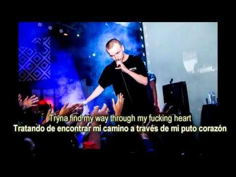 Corbin - spooky black ur song (lyric /subtitulo español)