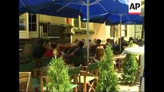 WRAP Kosovo Albanians react to Bush's visit to Albania, PM reax