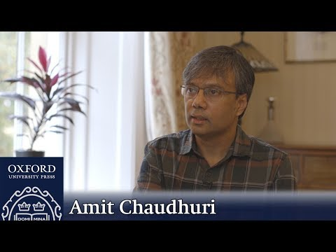 Amit Chaudhuri Talks About Creativity, The Essay, And D. H. Lawrence