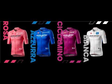 Giro d'Italia 2020 | Official Jerseys