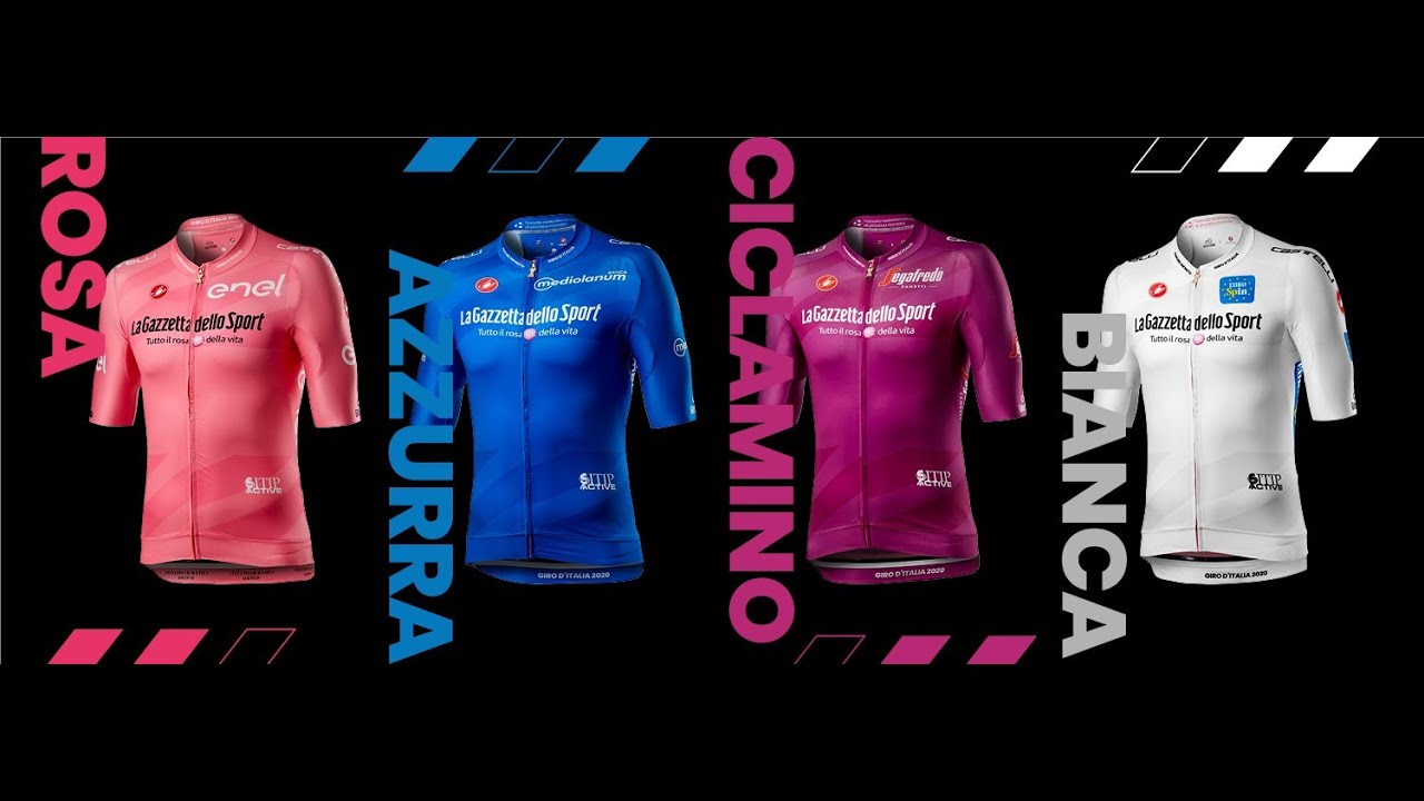 Castelli Giro d/'Italia Men/'s Race Cycling Jersey Pink Maglia Rosa