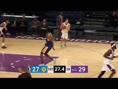 Damian Jones with the big dunk