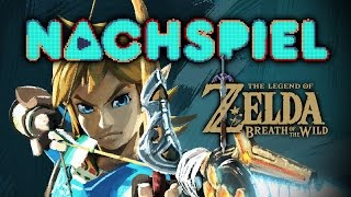 """Nachspiel: """"The Legend of Zelda: Breath of the Wild"""" mit Etienne, Heiko, Donnie, & Gregor"""