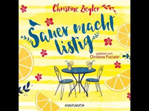 Sauer macht listig YouTube Hörbuch Trailer auf Deutsch