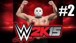 WWE 2K15  - ����������� �� ������� - �.2 - ����������� NXT � ������� ����