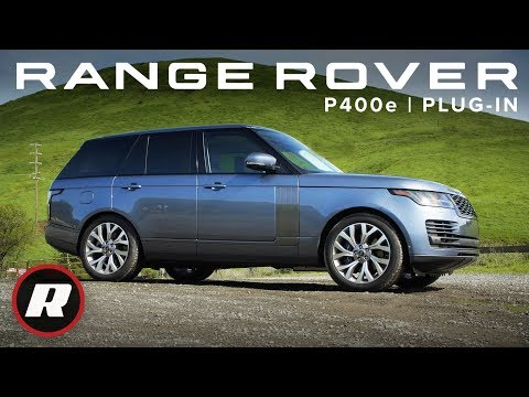 2019 Range Rover P400e PHEV: 5 things to know about this plug-in hybrid