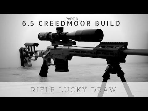 6.5 Creedmoor Precision Rifle Build   Part 3