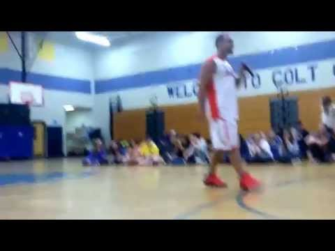 Xtreme Slam Dunk Show At Nolan Middle School