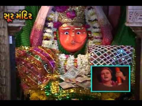 ધમ  ધમે નગારા રે - Dham Dhame Nagara Re | Khodal Maa Khamkare | Hemant Chauhan Bhajans