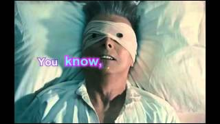 David Bowie - Lazarus (Lyrics)