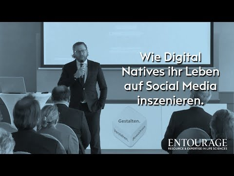 Wie digital natives ihr leben inszenieren.