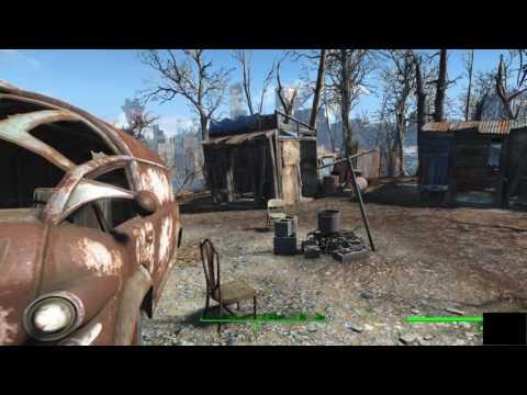 Fallout 4 Vault Tec Workshop Строительство убежище 88 Закулисье, то что не видно. часть 2