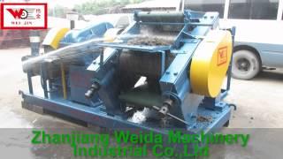 AUTOMATIC CREPER/NATURAL RUBBER CREPER MACHINE
