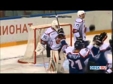 Max Kvitchenko Goal Vs Rubin