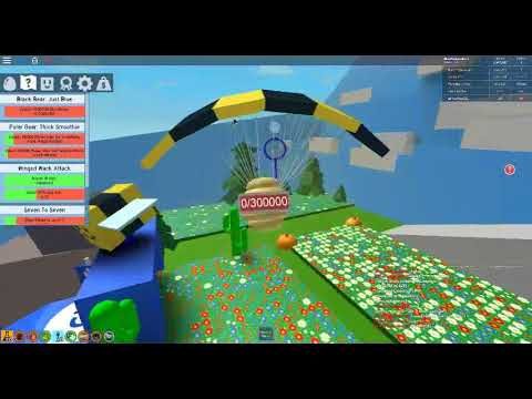 ROBLOX Bee Swarm Simulator || Getting my first ever hive expansion!!! |