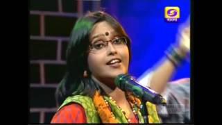 BANGLA FOLK SONG I MAHUL BAND I AT DOORDARSHAN, KOLKATA. I JHUMUR SONG I SONAI SEN