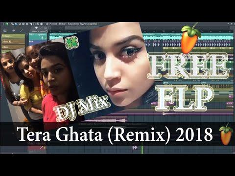 [FREE FLP] Tera Ghata (Remix) New Viral Video | DJ Abhi | WapKing Music
