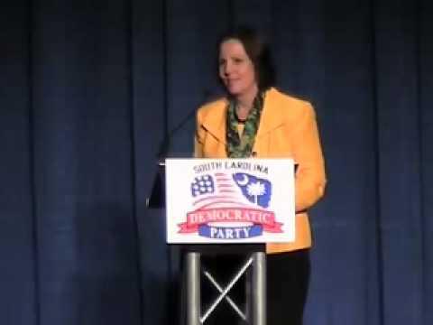 South Carolina Democratic Party Convention-Saturda...
