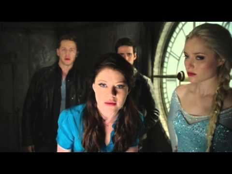 "OUAT (4x07) -  ""The Snow Queen"" (Hook Scenes) - Part 1"