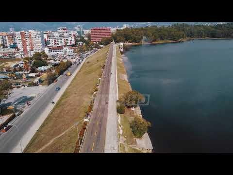 Shikojeni sa e bukur është Tirana aty ku nuk kanë vënë dorë kryebashkiaket ...